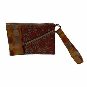 Maruca Handmade in Boulder, CO Wristlet Pouch